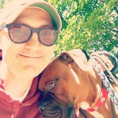 My pal Leon at Elk County Humane Society loves to snuggle... +++++