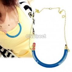 $1.87 New Fashion Lovely Retro Alloy Pencil Shape Pendant Unsexed Necklace Popular Gift