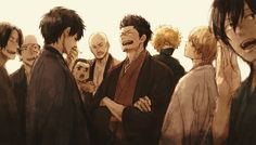 All Anime, Me Me Me Anime, Anime Art, Anime Boys, Gintama Wallpaper, Samurai, Kpop Drawings, Okikagu, Fandom