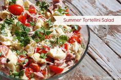 Summer Tortellini Sa