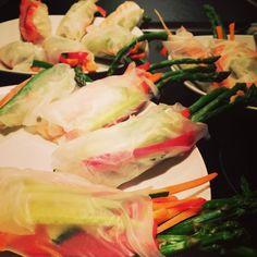 #selfmade #springrolls #healtyfood #veggie #vegetables #yummyfood #lowcarb #cleaneating #behealthy by evesta100