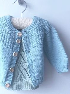 Knit baby vest wool baby tank knitted brown ves by.