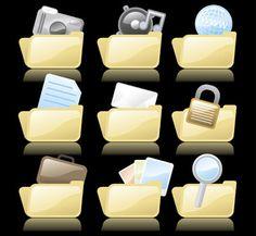 My computer files are carefully organized in folders.     私のコンピュータファイルはきちんとフォルダーに整理されている。