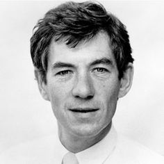Ian McKellan in his younger days