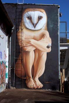 Share your graffiti and Street Art here. Street Wall Art, Street Mural, Urban Street Art, Best Street Art, Amazing Street Art, Street Art Graffiti, Banksy, Graffiti Kunst, Psy Art