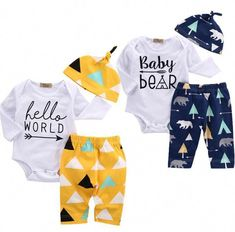 c0c92b42106734 Lovely Outfits for your Newborn Baby - Soft   Comfortable Cotton Made -  Bodysuit