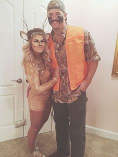 Unique and creative halloween couples costumes ideas 23