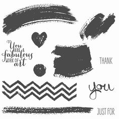 *Stampin' Up, by Amy Frillici, Gathering Inkspiration, order products online at amysuzanne.stampinup.net, Work Of Art Clear-mount Stamp Set by Stampin' Up!