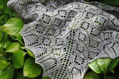 Ravelry: Dover Castle Shawl pattern by Judy Marples