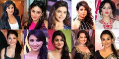 Bollywood actresses have been in the limelight for years. The list of most beautiful bollywood actresses is endless but here you can find out some beautiful bollywood actresses who have given good movies. Kapoors have always been known for their good acting and giving hit movies since generations. Kareena Kapoor is well known zero figure actress and has many fans till date.