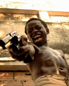 City of God, one of the best films ever made.