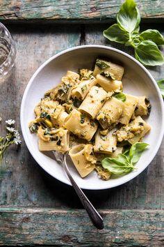 Simplest Zucchini Parmesan Pasta
