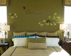 Vinyl Wall Decal Nature Design Tree Wall Decals Wall by WinneDEGIN, $39.00