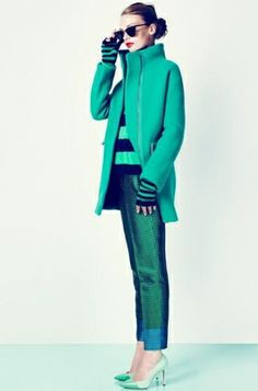 J.crew 2013----love these colors! Would love a skirt in these colors!