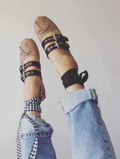 le chausson de danse la ballerine que les filles styles sarrachent