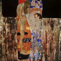 The Three Ages of Woman - The Three Ages of Woman (Klimt) - Wikipedia