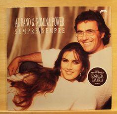 AL BANO & ROMINA POWER - Sempre Sempre - mint minus Vinyl LP -Nostalgia Canaglia