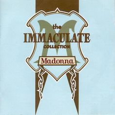 Madonna – The Immaculate Collection CD