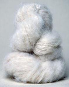 purl soho   products   item   brushed suri (blue sky)