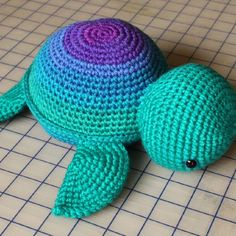 14 Best easy crochet animals images in 2016 | Crochet