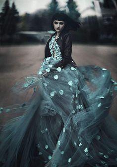 Pretty dress!.