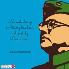 Subhash Chandra Bose Jayanti  #SubhashChandra #23Jan #Hero #DigitalMom www.digitalmom.in