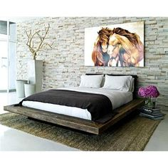 Does anyone know who created the horses nuzzling wall art? Trying to find....