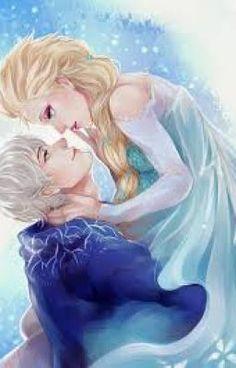 """""""Dos Almas Unidas Por El Frio (Jack Frost & Elsa)"""" by DarkHorse_Winter - """"Dos Almas Unidas Por El Frio   (Fan Fiction)   Elsa & Jack Frost…"""""""