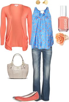 """Spring Chic"" by klake10299 on Polyvore"