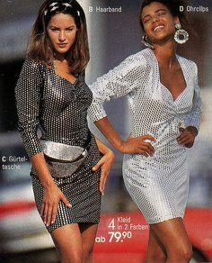 80s fashion (miniskirt)   www.retrospace.org   retrospace.org   Flickr