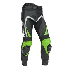 Motorcycle RACING ARMOR LEATHER PANTS w/ Slider Full Protection #ALEATHERJACKETS #Motorcyclepant