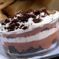 """Chocolate Delight 