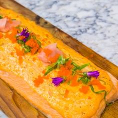 Chef Jeff Vigillas Salmon Dynamite - Chef Jeff Vigilla whips up this amazing salmon dynamite recipe on the fly - He had 1 hour to come up with a menu from leftovers in our Cooking Hawaiian Style kitchen and this is what he came up with - Brilliant!