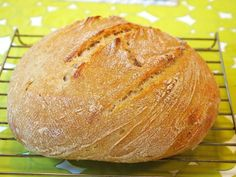 Bake Like an Egyptian: Sourdough Bread