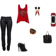 Victoria, created by doorite on Polyvore
