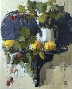 Jill Barthorpe, lemon shelf: