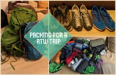 Is packing for a Round the World Travel easy? Hell no, but this new blog post might help! This is Mike's packing list, 8 months already in the trip: Travel Tips, Travel Hacks, 8 Months, Canada Travel, Thailand Travel, Blog, Easy, Viajes, Travel Advice