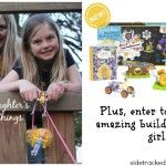 Talking with My Daughter's About Doing Hard Things + Giveaway!
