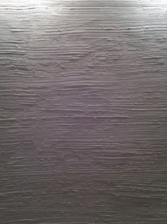 Sheetrock texture with a broom. Put a thick amount onto your wall and smooth it out. Then take a broom and make run it horizontally across your wall making lines in the Sheetrock. Looks really great as an accent wall! Drywall Texture, Stucco Texture, Ceiling Texture Types, Spa, Cool Backgrounds, Apartment Interior Design, Beautiful Textures, Simple House, Ceiling Design