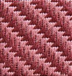 Схемы вышивки + как будет выглядеть узор в готовом виде 0