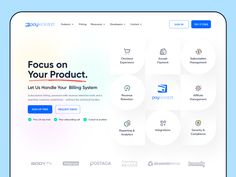 Software Landing Page Website Design in Webflow by Emy Lascan on Dribbble Customer Experience, Try It Free, Ui Design, Software, Let It Be, Website, Landing, User Interface Design