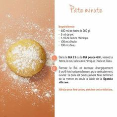 Recette tupperware facile à faire Pate Minute, Tupperware Pressure Cooker, Tupperware Recipes, Arancini, Base, Biscuits, Food And Drink, Cooking Recipes, Favorite Recipes