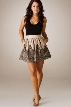 this skirt! <3