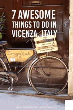 One of the richest cities in Italy, Vicenza is located Northern East of the country. There are more than 7 Awesome Things To Do in Vicenza. Italy Vacation, Italy Trip, European Vacation, Vicenza Italy, Cities In Italy, Living In Italy, Italy Travel Tips, Italy Tours, Southern Europe