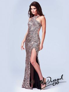 Cassandra Stone by Mac Duggal Style 3978A now in stock at Bri'Zan Couture, www.brizancouture.com