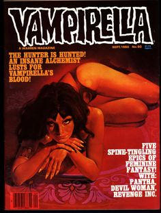VAMPIRELLA #90 Jose Gonzalez Rafael Auraleon Esteban Maroto Jose Ortiz Sexy Blood Sucking Vampire Cult Anti-Hero