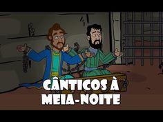 Cantos à meia-noite – Episódio 12 - Paulo e Silas cantam louvores na prisão | NT Kids