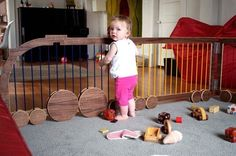 Stylish Baby Gates
