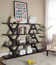 Coaster Bookcases - Find a Local Furniture Store with Coaster Fine Furniture Bookcases White Bathroom Furniture, Modern Furniture, Home Furniture, Outdoor Furniture, Wood Bookshelves, Wood Shelves, Coaster Fine Furniture, Furniture Making, Contemporary Bookcase