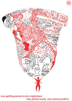 World Menstruation Hygiene Day: How Art Is Bashing Period Stigma